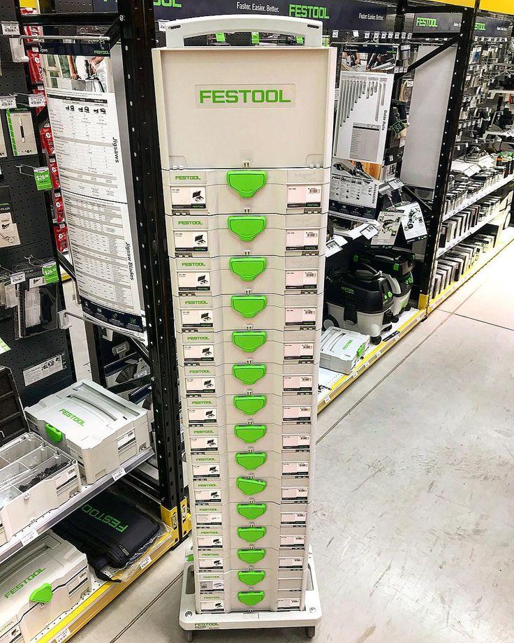 HAPPY SYSTAINER SUNDAY!!  The tower of storage love. #wetools . . @festool_australia @festool #totaltoolssouthmelbourne #totaltools #festool #systainer #powertools #handtools #systainersunday #madeingermany #toolsofthetrade #woodwork #woodworking #woodworker #woodworkers #carpenter #finehomebuilding #festoolme #festoolshop #storage #storagebox #chippy #cabinetmaker #cabinetmakers #cooltools #construction #contractor #builder