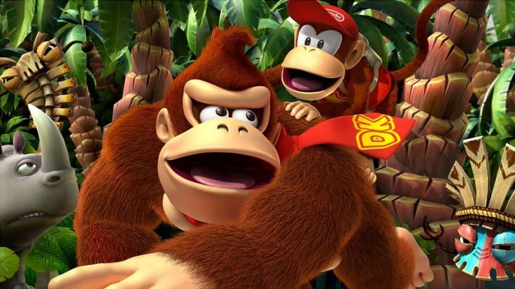 Nintendo hints at a new Donkey Kong game headed to the Switch