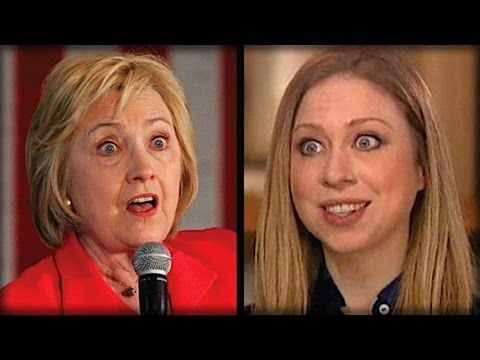 BREAKING: CHELSEA CLINTON JUST THREW HILLARY UNDER THE BUS! SEE WHAT SHE SAID - YouTube