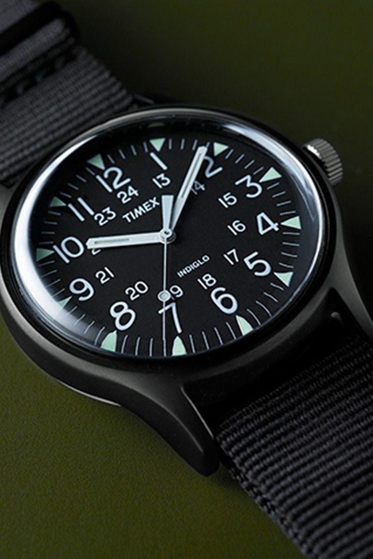 0b304fd100d4 MK1 Aluminum 40mm Nylon Watch