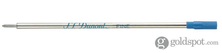 ST Dupont - Refills Medium Blue BP Refill