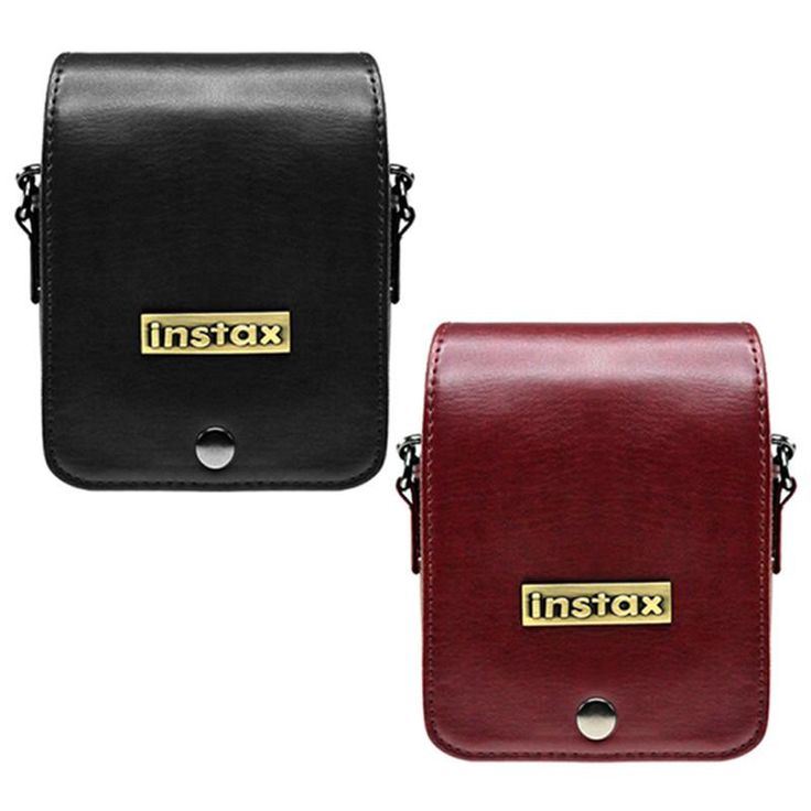 Fujifilm Instax Mini 50S Camera PU Leather Bag by Takashi - 2 Color