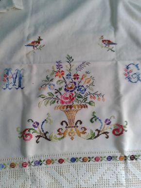"""Las borderas y las bordadoras tradicionales de Arenas de San Pedro Daniel F. Peces Ayuso (Parte del trabajo de recuperación """"Aguja y tij..."""