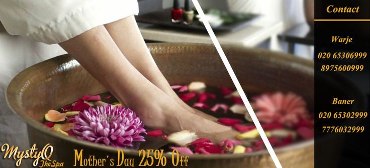 #Wow Mother Day Offer! Get 25% off. The best value #Spa packages and spa breaks to #Gift your Mother or Wife with this Mother's Day 2017. #Daughter #Girlfriend #Mother #Wife #Sister #Offer #Pune #Motherdays #Happymotherdays #spainpune #punespa Avail the offer @ http://www.mystyqspa.in