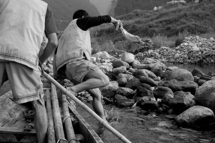 Boatman of the Yangtze