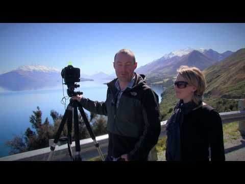 See a video of our road trip to glenorchy