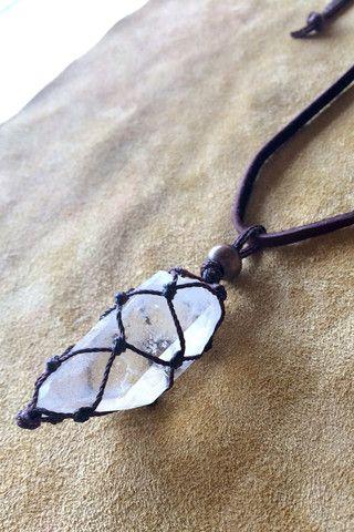 Eterie Crystal Dreams Bohemian jewelery gypsy crystals crystal jewelry - Eterie