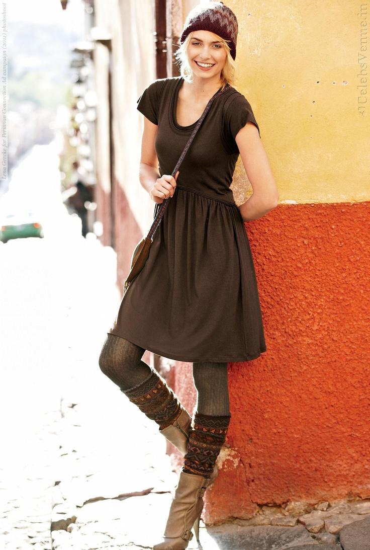 Grunes kleid lena gercke