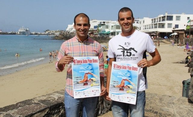 300 swimmers expected in Playa Blanca on Sunday