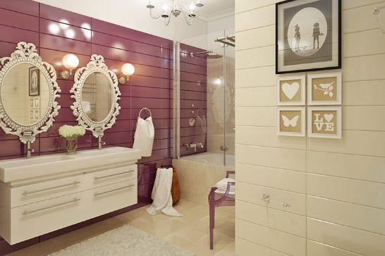 9 Beige Contemporary Bathroom Vanity Designs to Inspire You | HOME DESIGN
