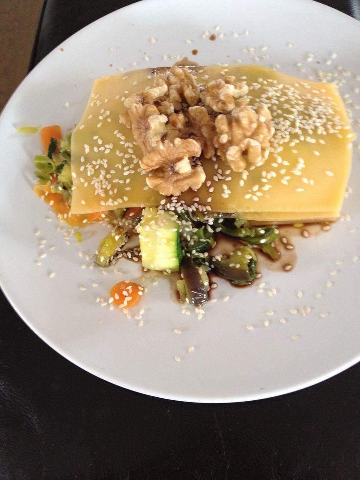 Heeerlijk !!   Uit m'n nieuwe boek mijn pure keuken 2  #AJpurekeuken2   http://pinterest.com/pin/412009065882868438/