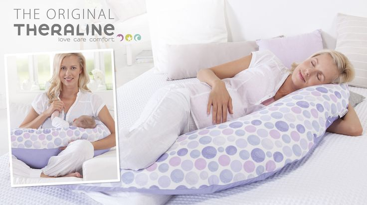 Original Theraline Maternity and Nursing Pillow :: Theraline