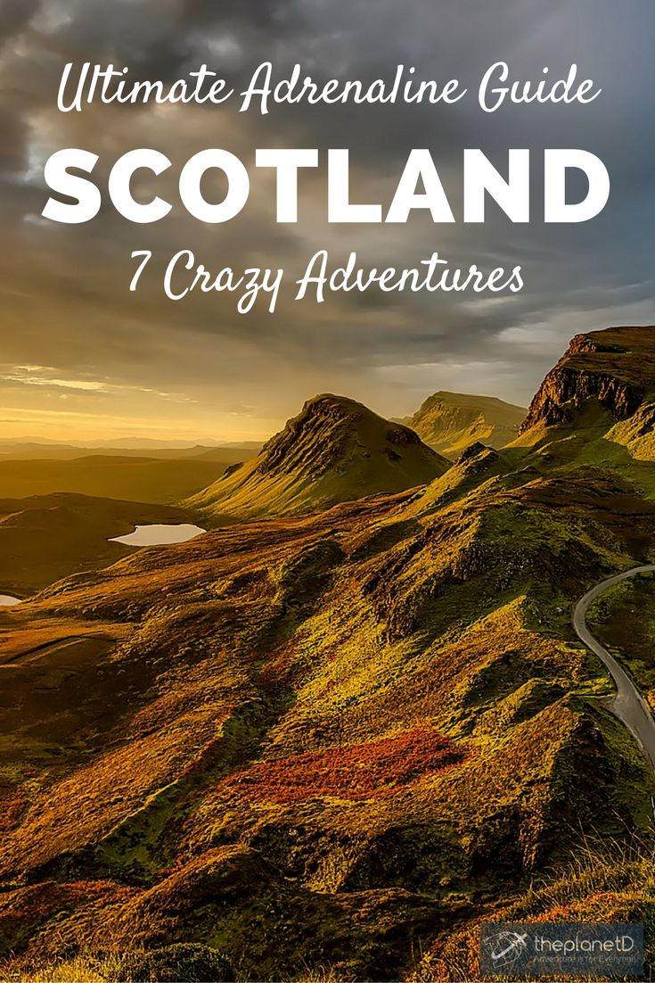 A wanderlust-inducing guide to the best adventurous things to do in Scotland. Go beyond the cities such as Edinburgh and Glasgow and plan the trip of a lifetime. Visit the Island of Staffa, spend the Night in a Haunted B&B, take a haunted tour and more. The ultimate Scotland adventure itinerary. Travel in Europe. | Blog by the Planet D #Scotland