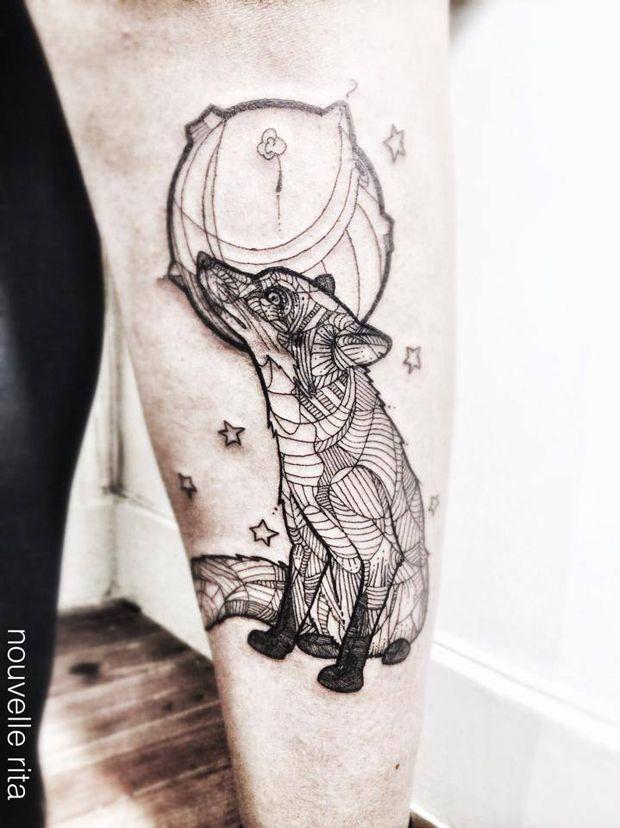 Estos son 20 magníficos tatuajes del Principito que tu mamá te permitiría tener
