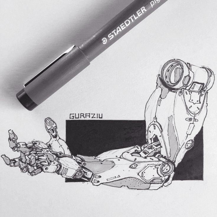 r2 — edonguraziu: Here are a couple of sketches I did...