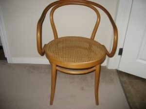 Bamboo Cane Dining Chairs