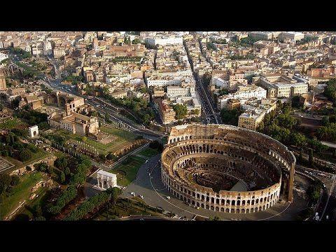 Nagie miasto - Rzym