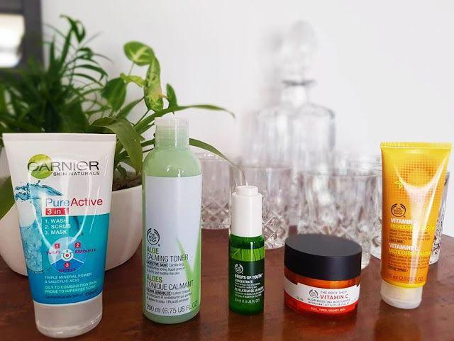 New Skincare Routine