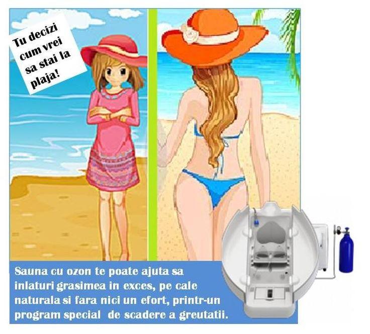 Gasesti informatii utile despre tratamentele cu sauna de ozon, aici: http://klinica.ro/noutati/cea-mai-moderna-sauna-cu-ozon-este-mai-aproape-decat-credeai/