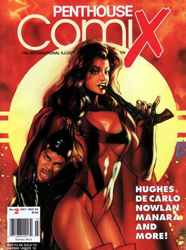 Penthouse Comix # 2 - Jul/Aug 1994