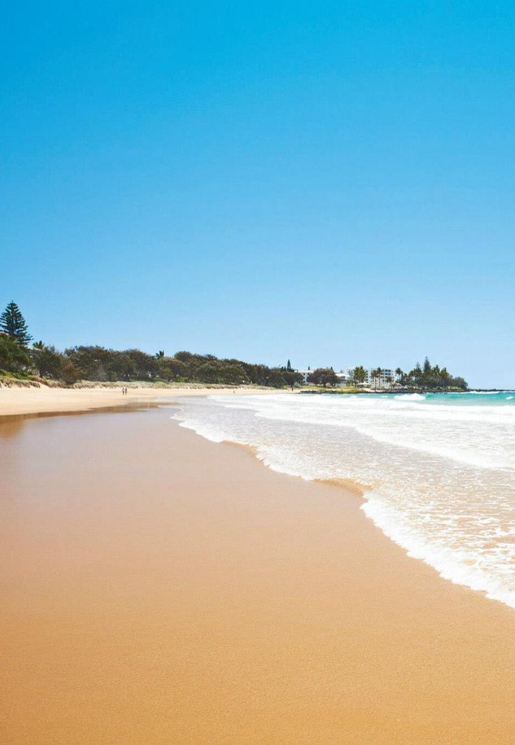 Bargara beach, Bundaberg. QLD, Australia.