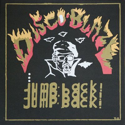 Disco Blaze, Jump Back. Smooth Power of #psychedelic #funk #disco poured with balance