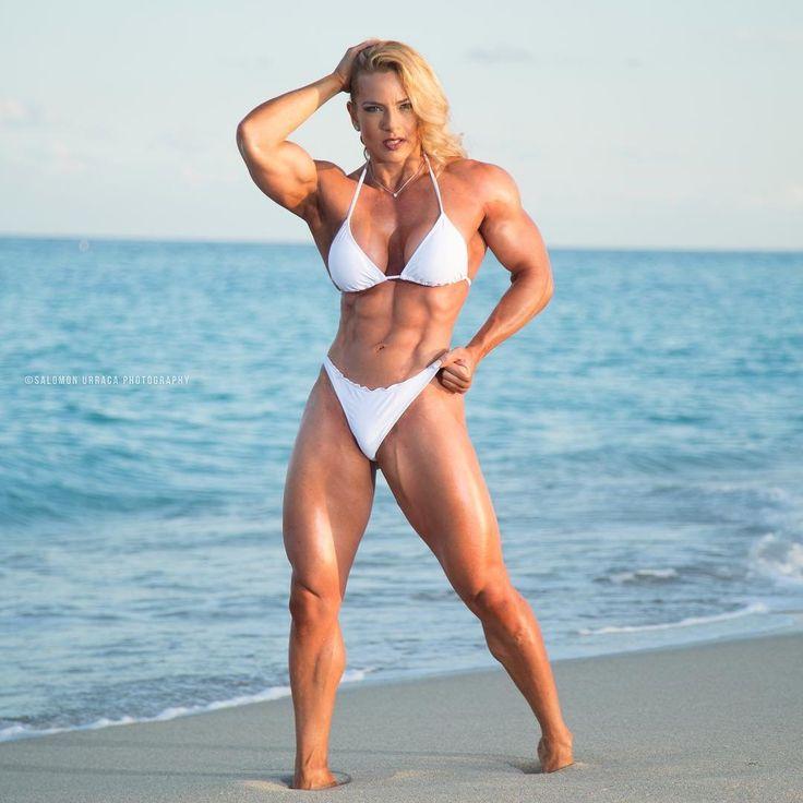 Dan Shemesh: Muscular Women, Muscle Girls, Fitness