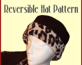 Fleece Cloche Hat Pattern Related Keywords & Suggestions - Fleece ...