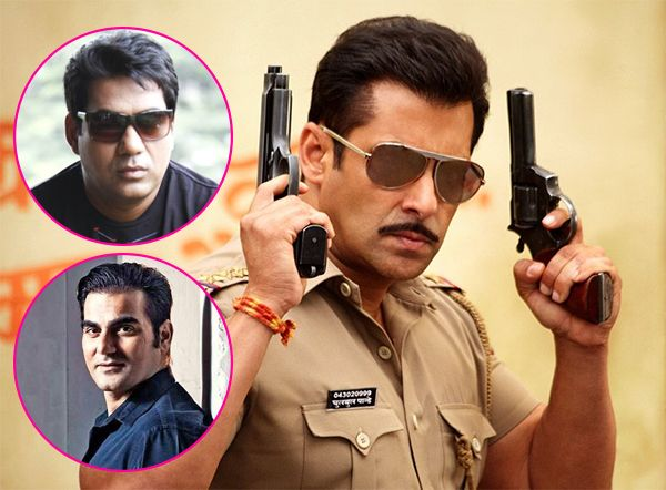 Arbaaz Khan rubbishes Sabbir Khan's claim of directing Salman Khan in Dabangg 3 #FansnStars