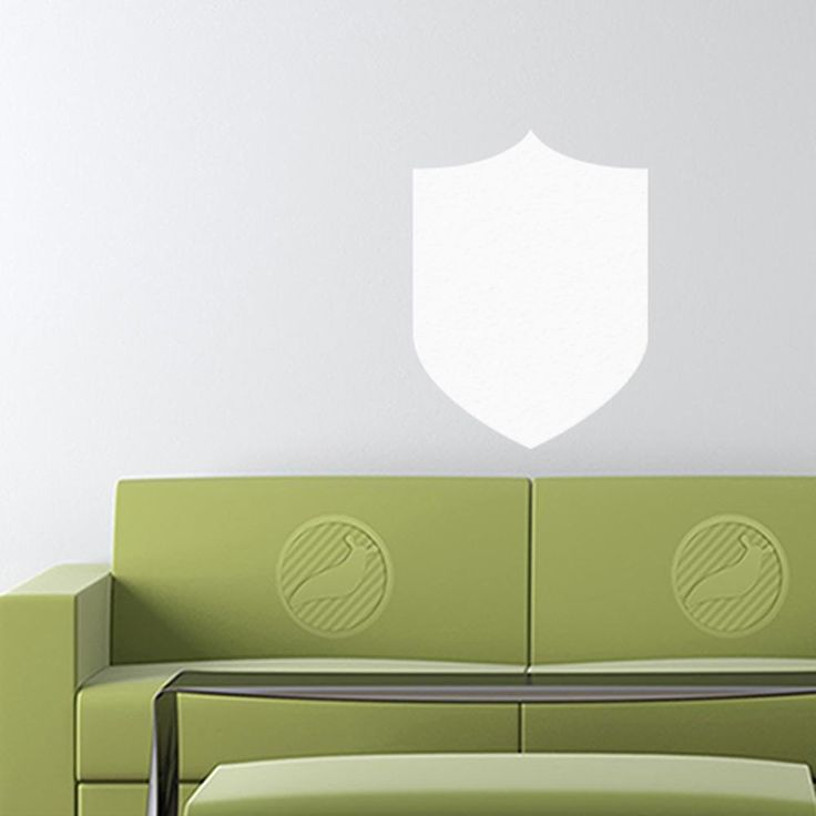 Security Badge Decal