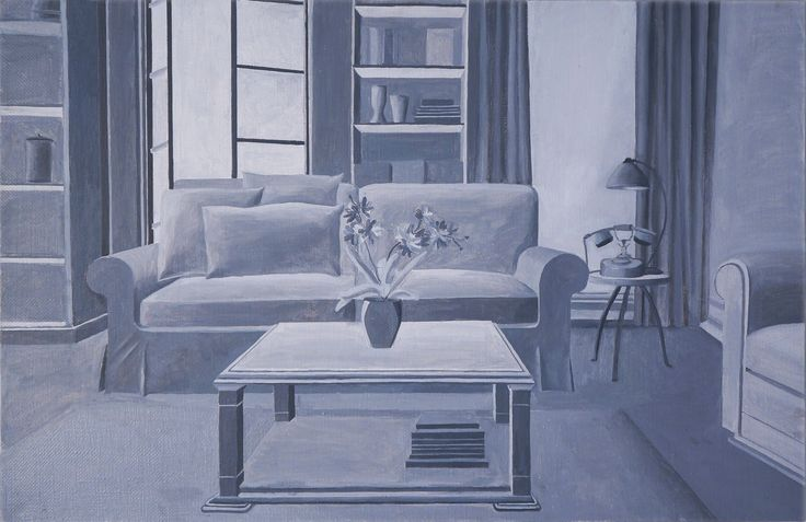 Elena Martynenko Not like at all-1, 2014 Oil on canvas, 60x40cm http://www.artchoice.info/#!helena-martynenko/c1gbz