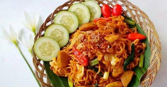 Resep Mie Setan Sederhana Resep Resep Masakan Resep Makanan