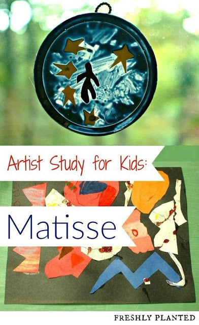 Artist Study for Kids: Matisse