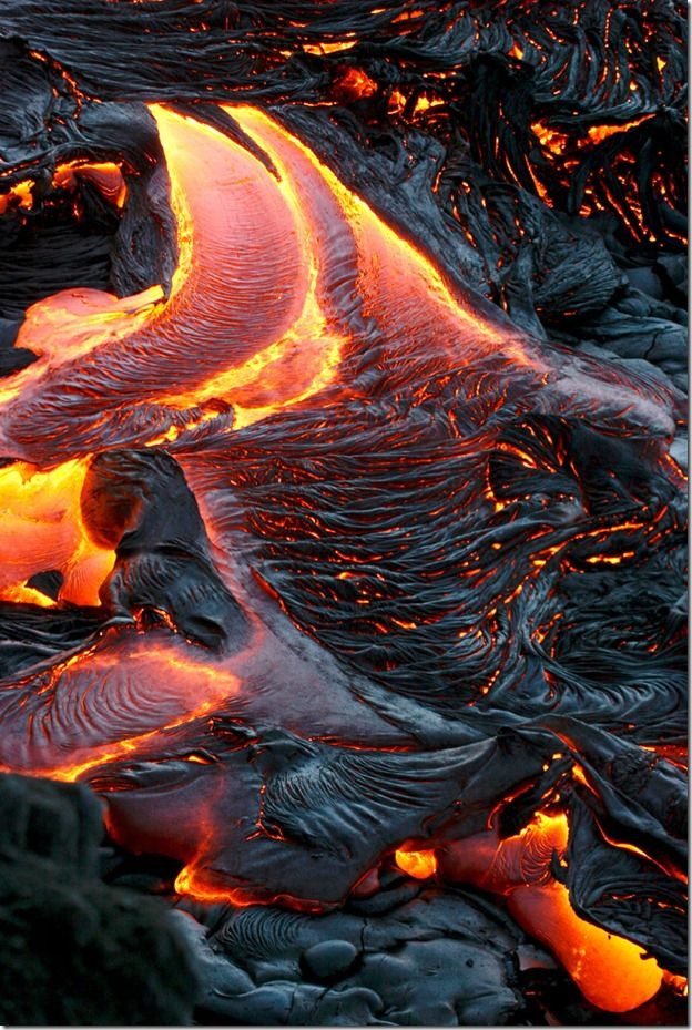 The Beauty of Lava