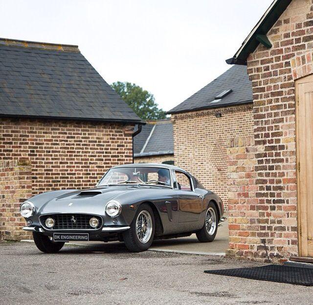 Ferrari 250 #RePin by AT Social Media Marketing - Pinterest Marketing Specialists ATSocialMedia.co.uk