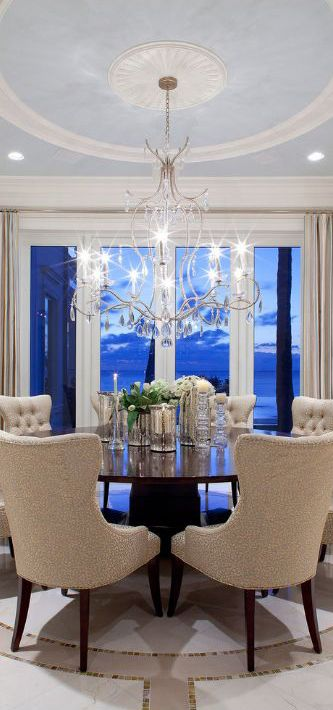 Round Dining Room Table For 8 best 25+ round dining room tables ideas on pinterest | round