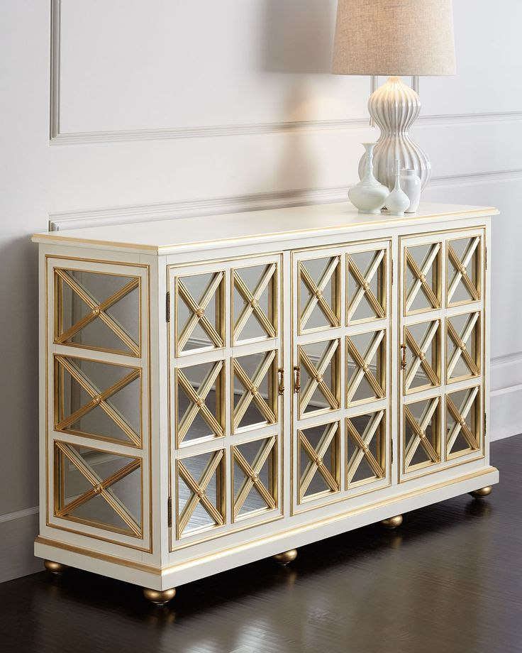 Jasmine Mirrored Sideboard - 88 Best *Cabinets & Storage > Buffets & Sideboards* Images On