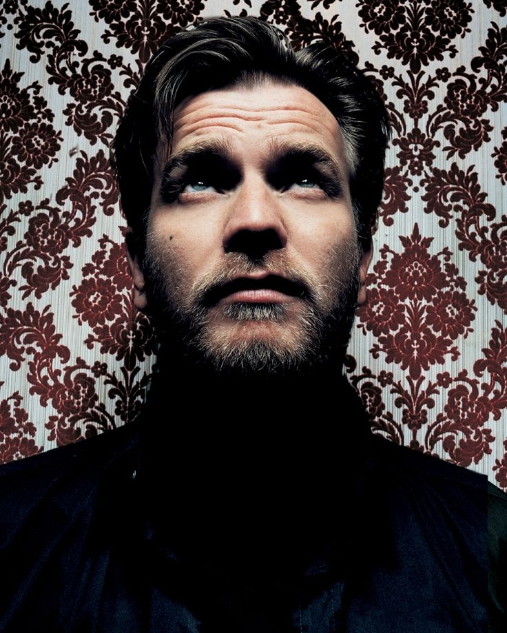 Ewan McGregor by Rankin, 2013