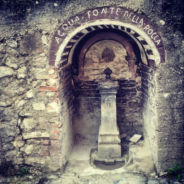 Castello fontanella #water #country #nature #santemarie #summer