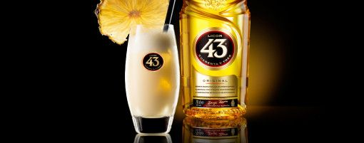 Pineapple - Licor43 Netherlands