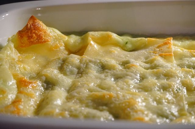 Lasagne ai carciofi Primo della domenica #gioiaincucina #lericettedigioiaincucina #primidigioiaincucina