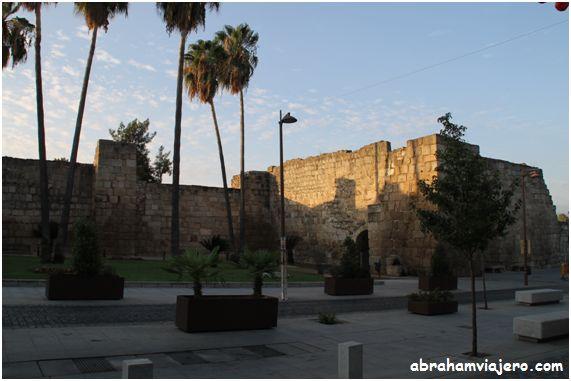 Esta gran fortaleza fue erigida en la Mérida musulmana por el emir omeya Abderramán II en el 835 de nuestra era. El encargado de trazarla fue el arquitecto Abd Allah. La finalidad de ese recinto fortificado era múltiple: servir como sede de las dependencias...