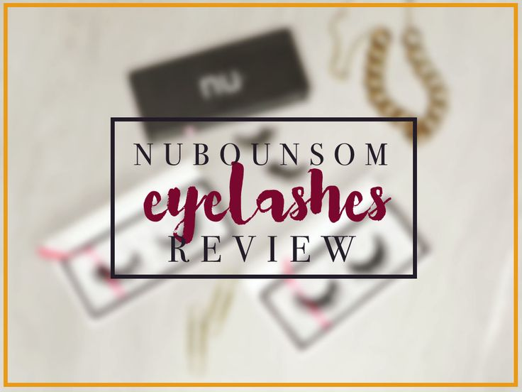 Nubounsom Lashes in Bella Mink, Dragon Li and Singapura are going to blow you away. These perfectly fluffy, natural and beautiful lashes are a statement piece. Click the blog to find out more!