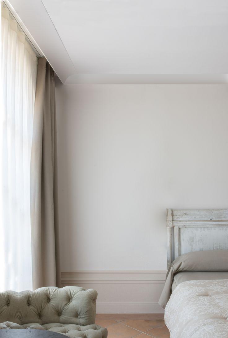 Multifunctional  Cornice & Curtain Profile - REF. C991