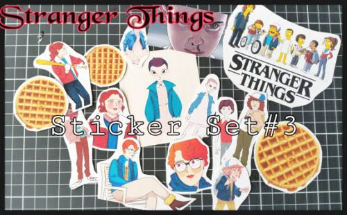 Barb Stranger Things TV Netflix eleven movie Guitar case decal  laptop Stickers  in Computers/Tablets & Networking, Laptop & Desktop Accessories, Case Mods, Stickers & Decals | eBay!