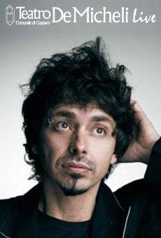 Riccardo Sinigallia - Per tutti Tour - venerdì 30 gennaio 2015 ore 21:00 - Teatro De Micheli - Copparo (FE)