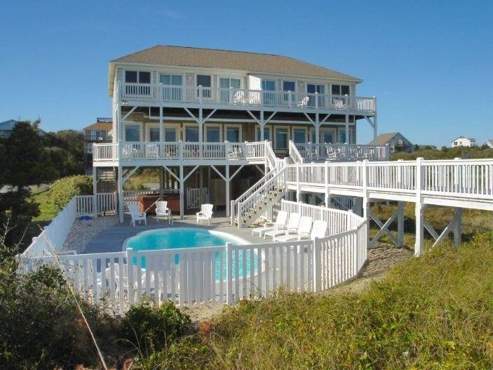 Sur La Mer Beach House Topsail