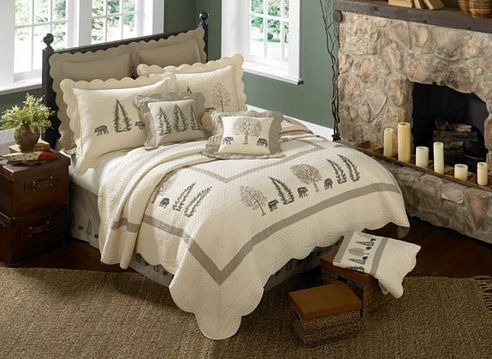Bear Creek by Donna Sharp Quilts - BeddingSuperStore.com