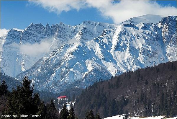 Bucegi Mountains - Coltii Morarului