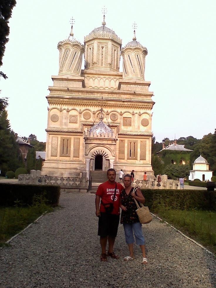 Manastirea Curtea de Arges - Romania